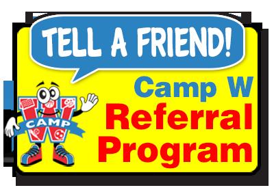 Summer Camp Referral Program