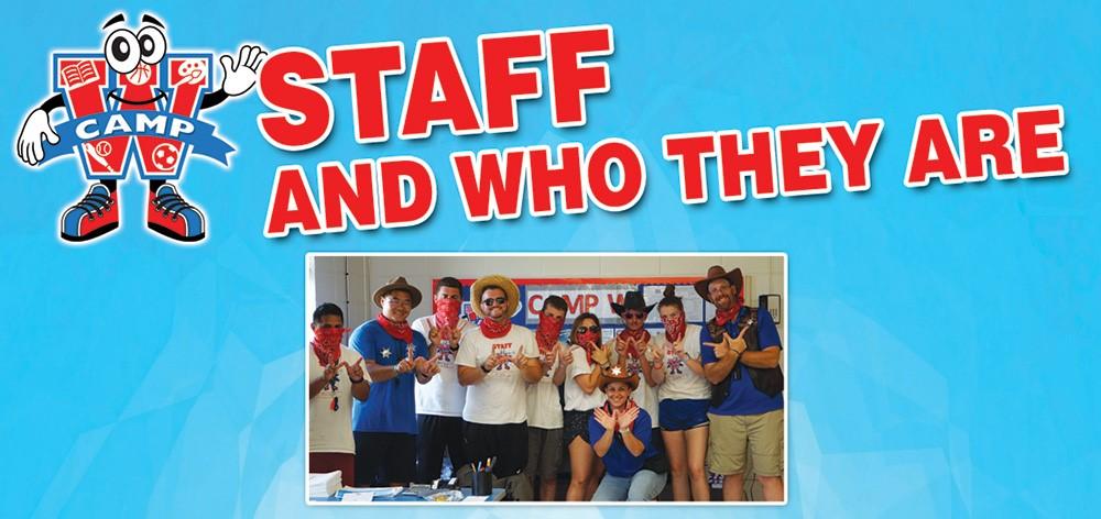 Long Island Summer Camp W Staff